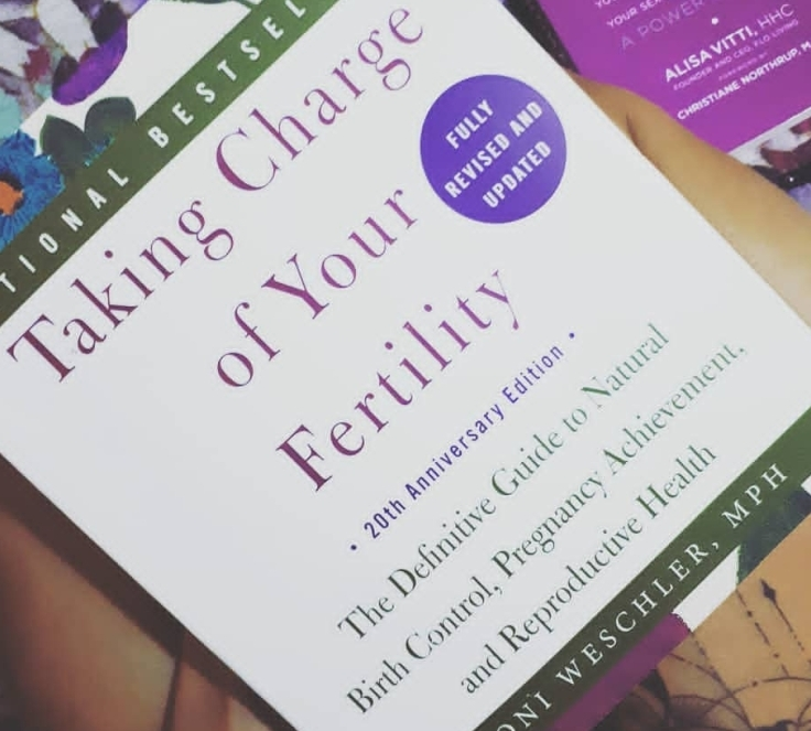 livro Taking Charge of Your Fertility